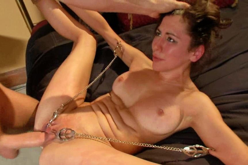 scantily clad women in bondage pictures