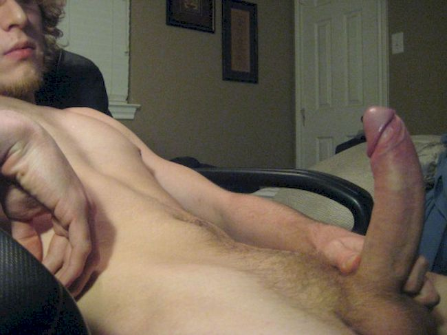 rubs cock on pussy and handjob