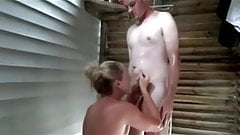 blowjob throat huge cock
